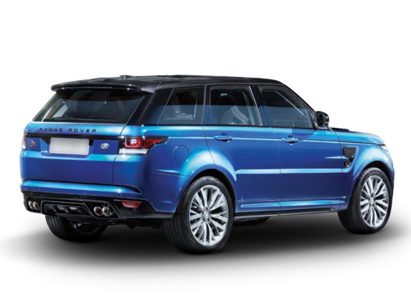 Land Rover Range Rover Sport Photos Interior Exterior