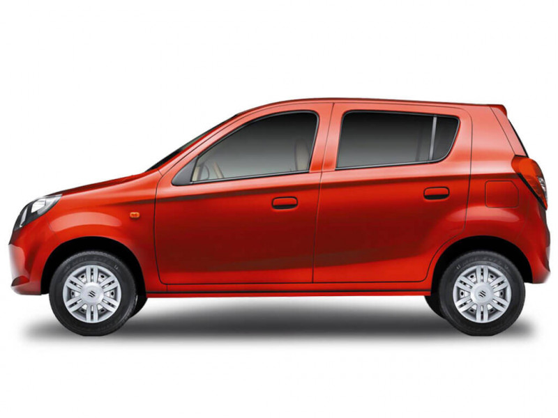 Maruti Suzuki Alto Specification
