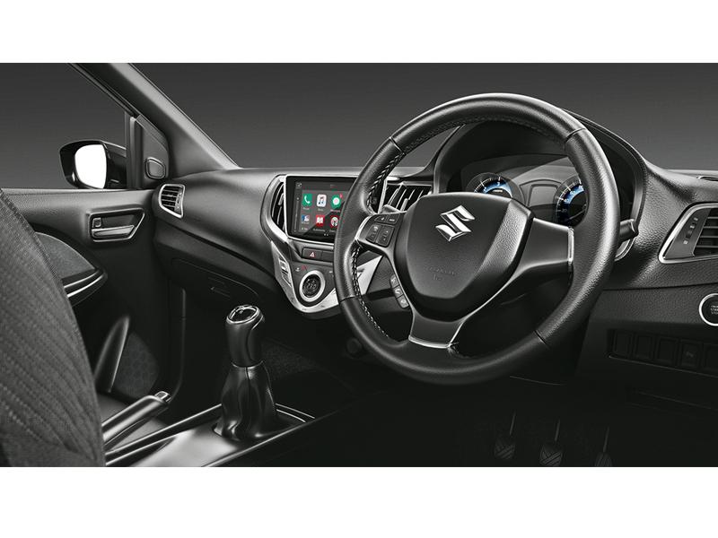 maruti baleno alpha petrol price specifications review cartrade. Black Bedroom Furniture Sets. Home Design Ideas