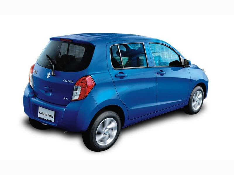 Maruti Suzuki Celerio Colours Available