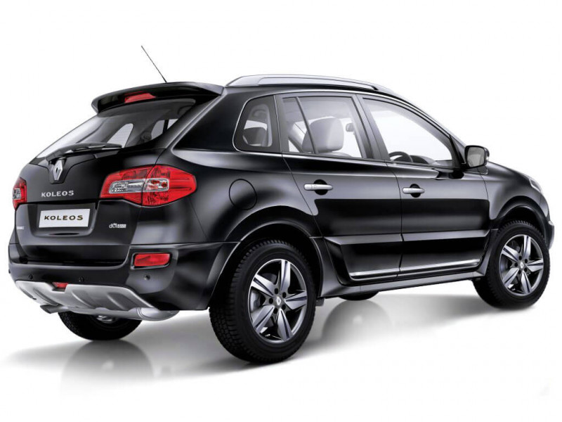 renault koleos 4x4 at price specifications review cartrade. Black Bedroom Furniture Sets. Home Design Ideas