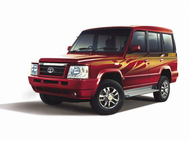 Tata Sumo Gold Photos, Interior, Exterior Car Images ...