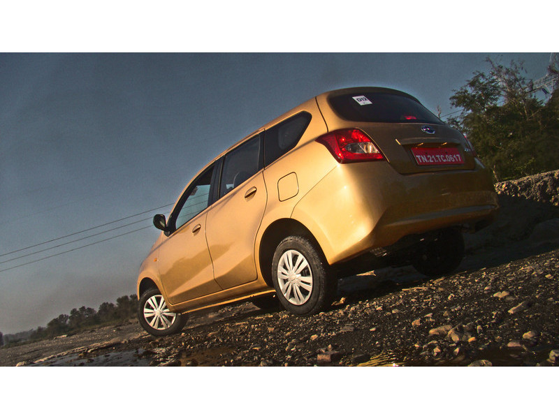 Datsun GO Plus Petrol/Diesel MT Vs Maruti Ertiga Petrol ...