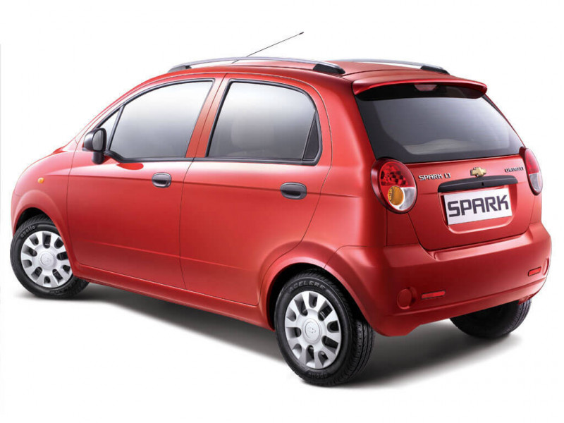 Chevrolet spark ls 1 0 bs4 obdii price specifications review cartrade